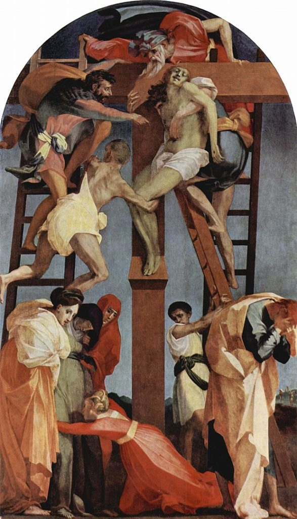 The-Descent-from-the-Cross-by-Peter-Paul-Rubens